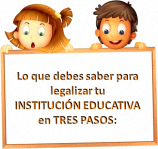 Instructivo Procedo de Legalización Institución Educativa Distrital